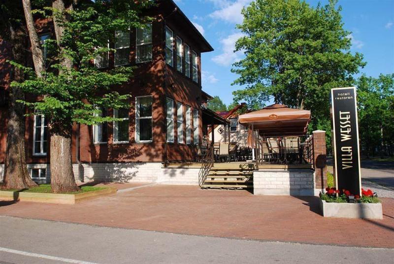 General view Villa Wesset