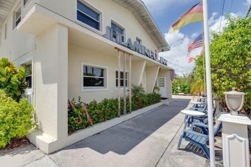 General view Flamingo Inn