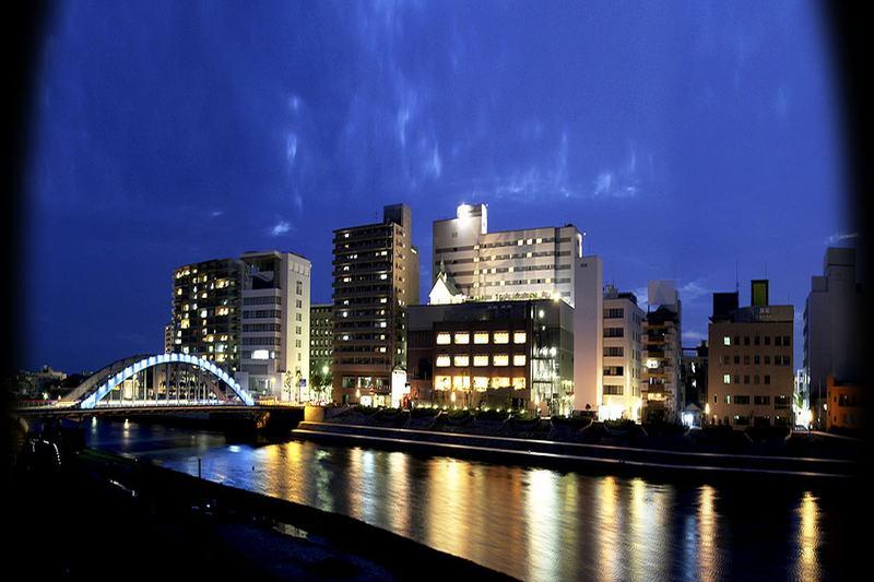 General view Riverside Hotel Numazu