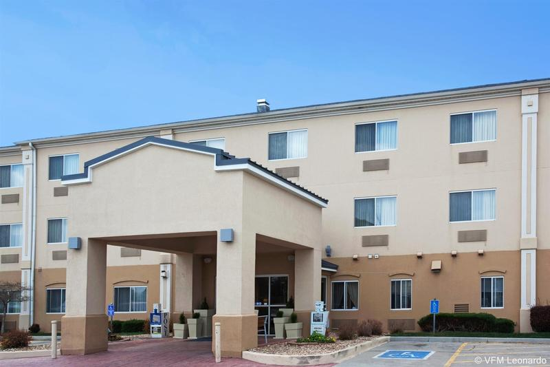 General view Holiday Inn Express Greeley