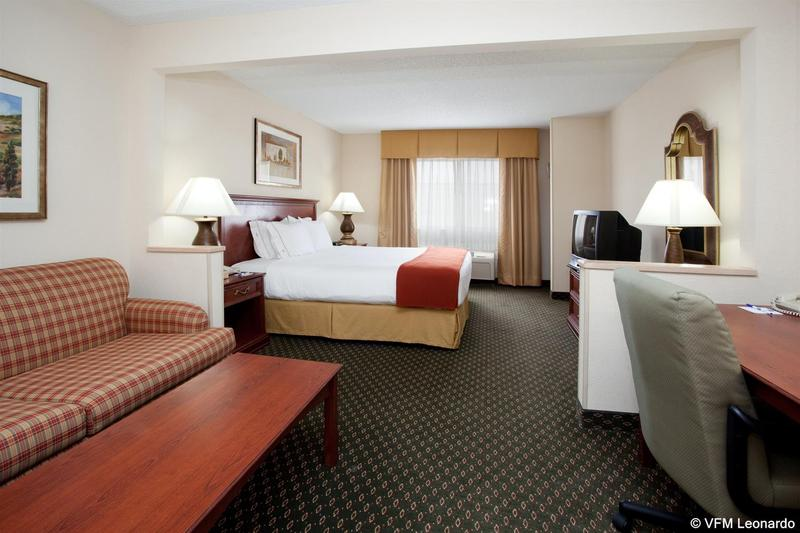 Room Holiday Inn Express Greeley