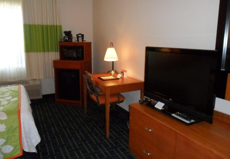 General view Fairfield Inn By Marriott Colorado Springs South