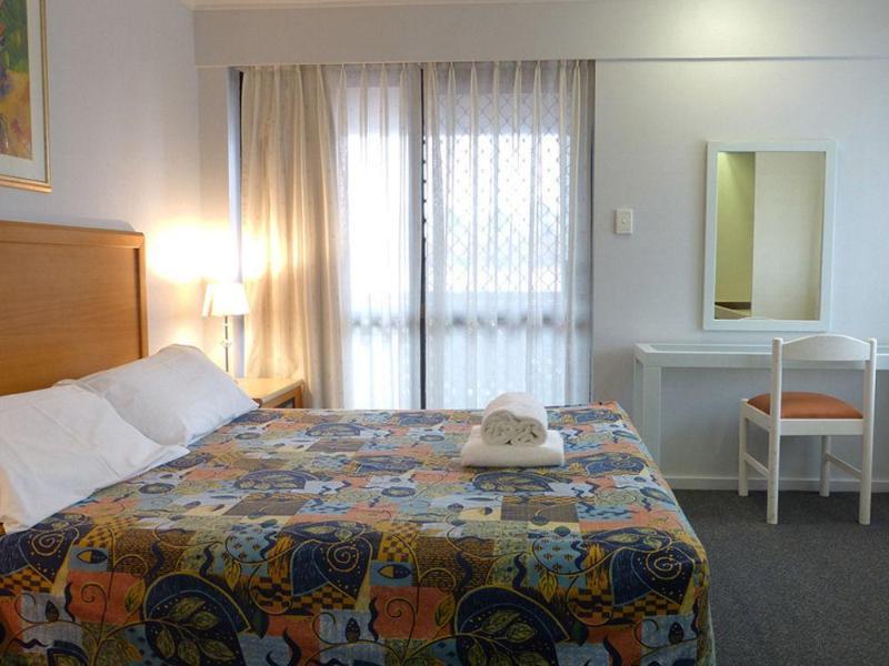 General view Reef Resort Motel
