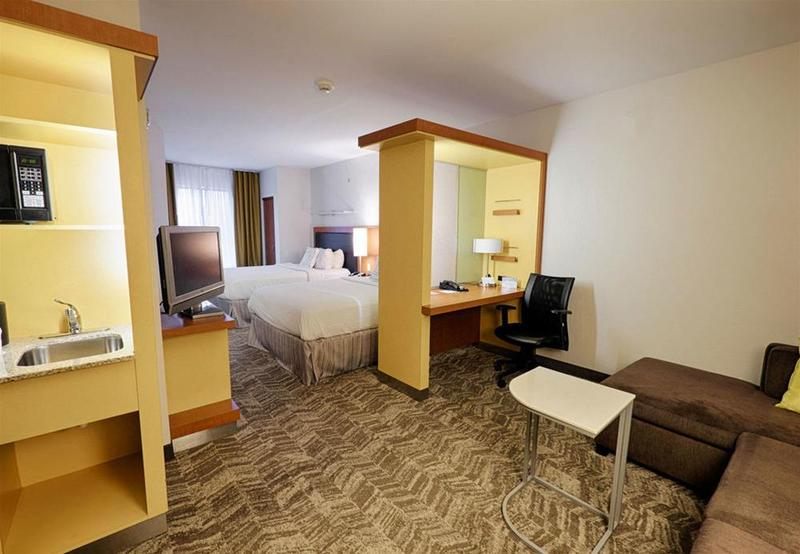 SpringHill Suites Albany-Colonie - Hotel - 0