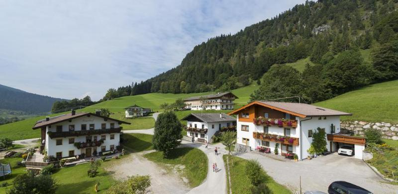 General view Auerhof Appartementhaus