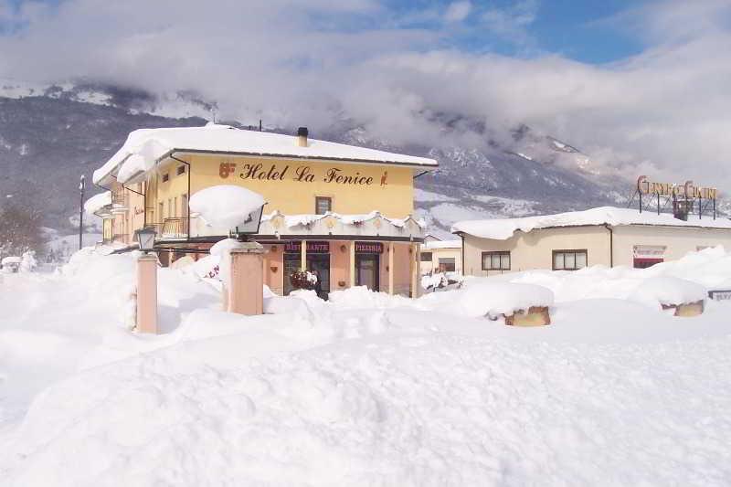 General view Hotel La Fenice