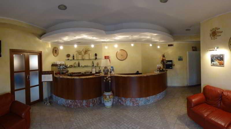 Lobby Hotel La Fenice