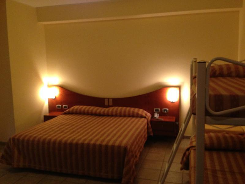 Room Hotel La Fenice