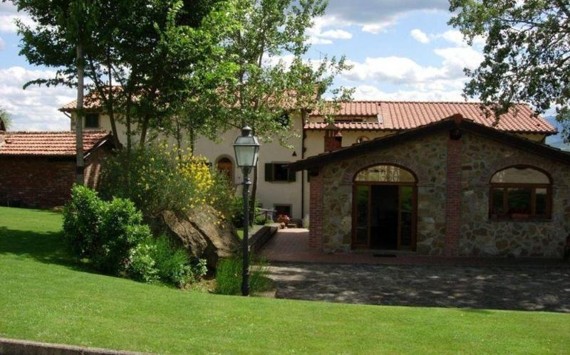 General view Fattoria Di Belvedere