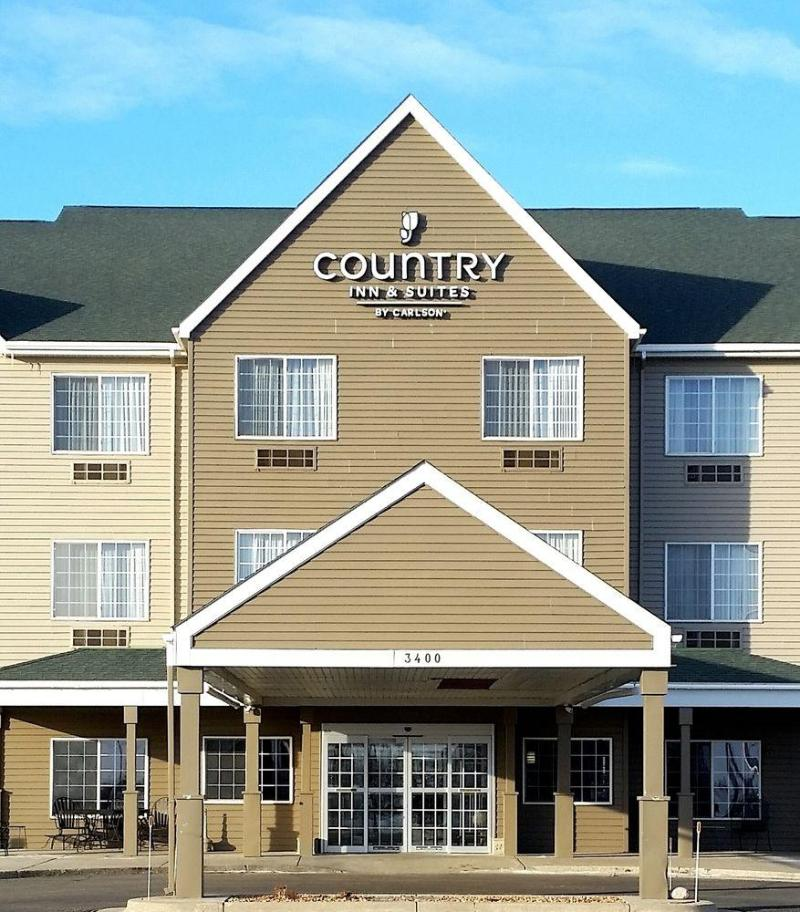 General view Country Inn & Suites By Radisson, Watertown, Sd