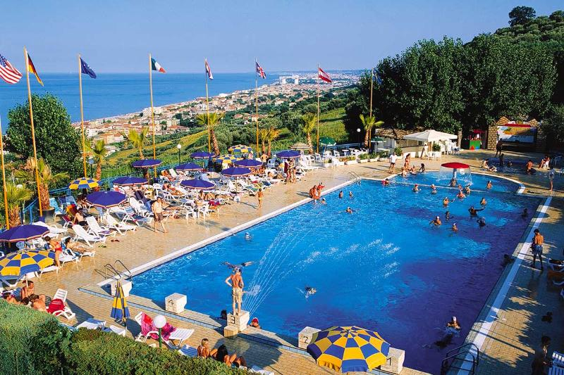 Pool Europe Garden