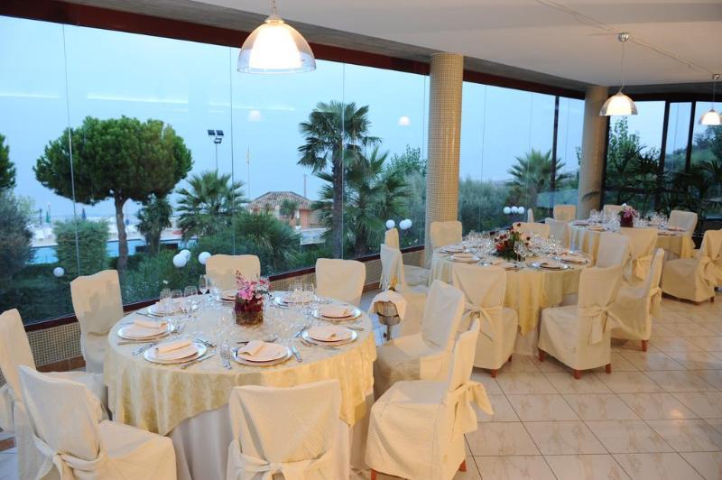 Restaurant Europe Garden