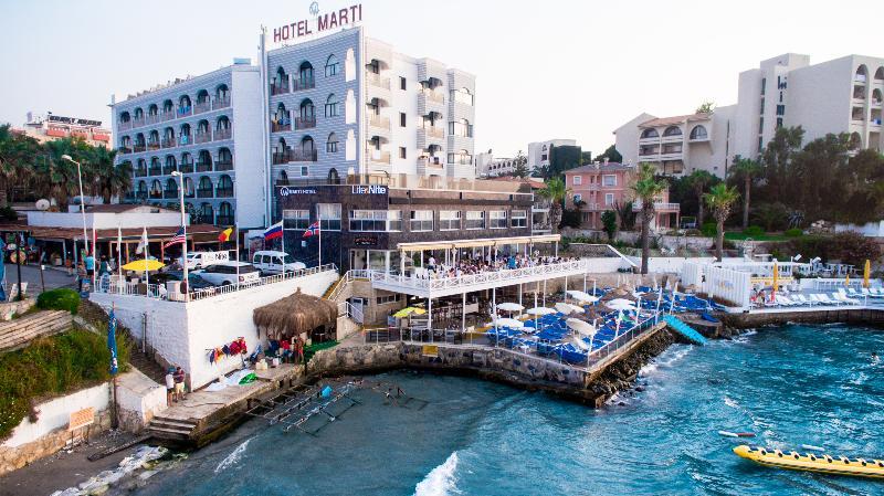 General view Marti Beach Hotel