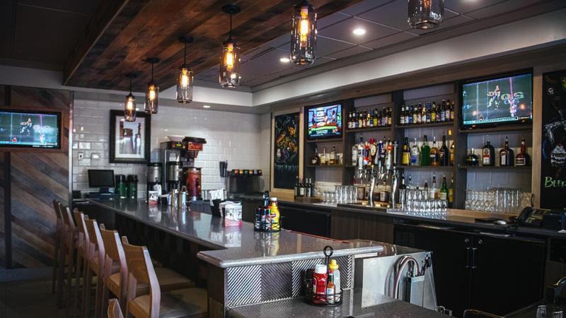 Bar Holiday Inn Atlanta-northlake