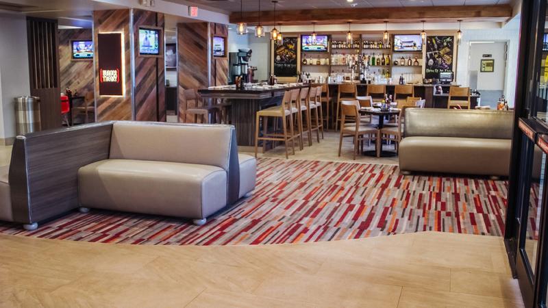 Lobby Holiday Inn Atlanta-northlake