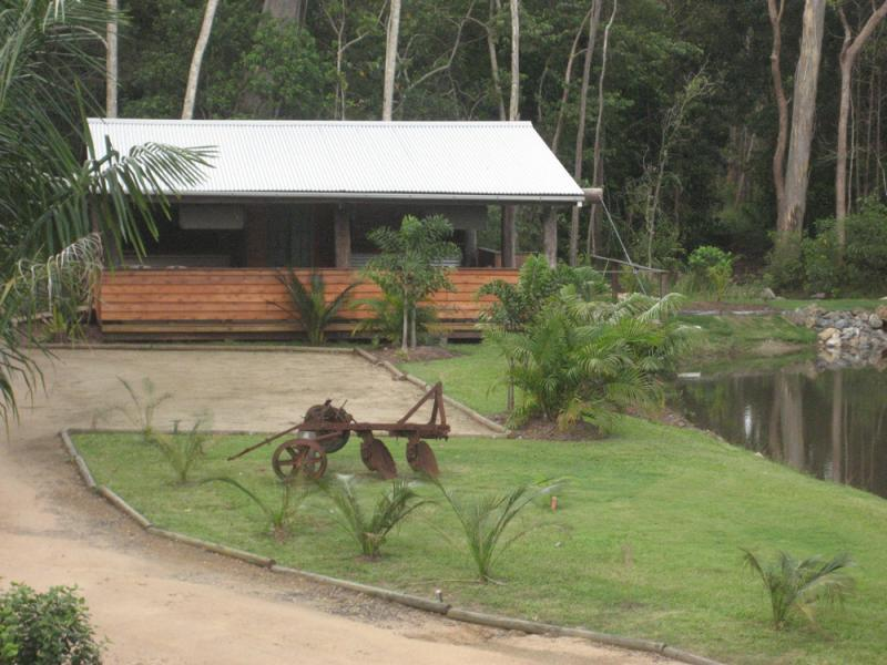 General view Rainforest Ranch
