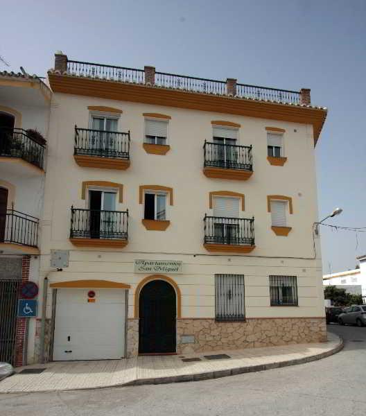Apartamentos San Miguel