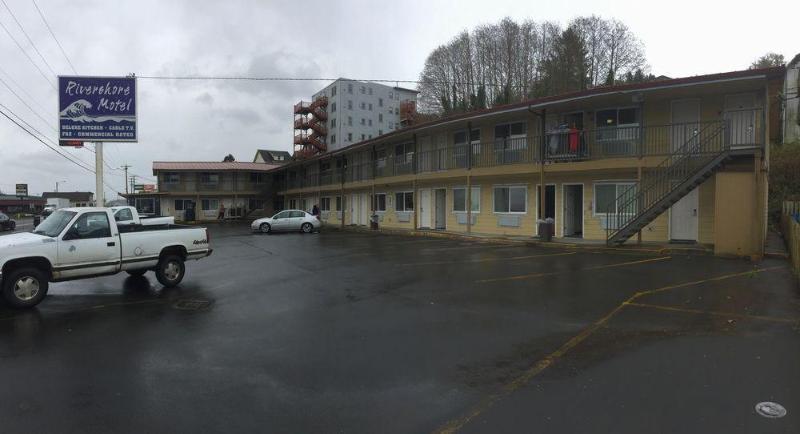 General view Astoria Rivershore Motel