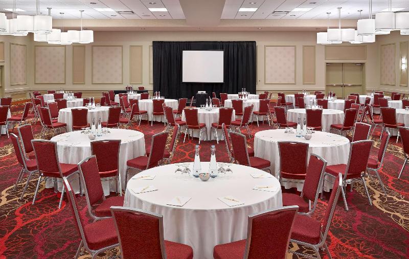 Conferences Doubletree By Hilton West Edmonton