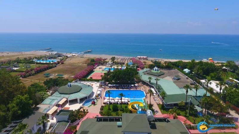 Аланья - The Garden Beach Hotel