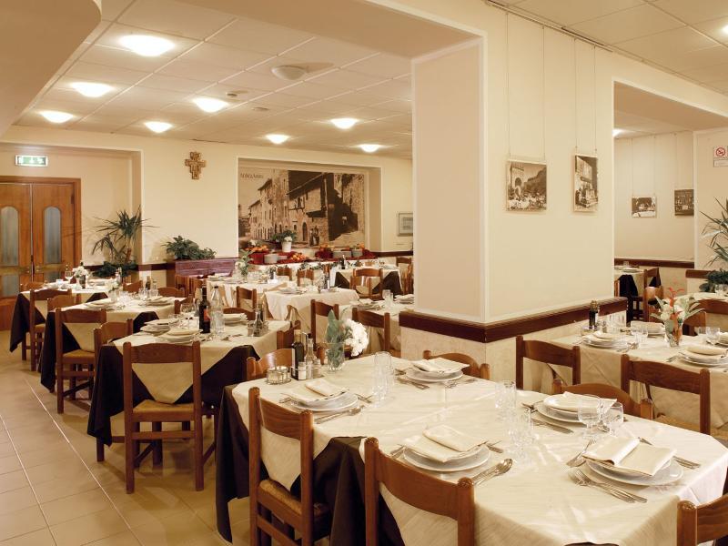 Restaurant Domus Pacis Assisi