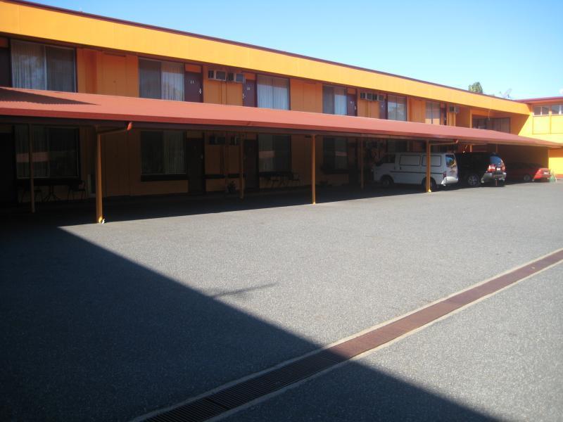 General view Ambassador Motel