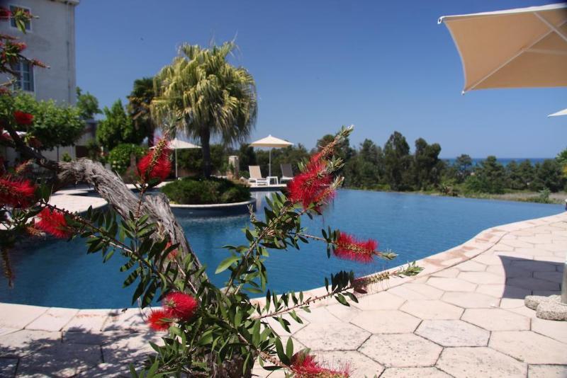 Pool La Solenzara