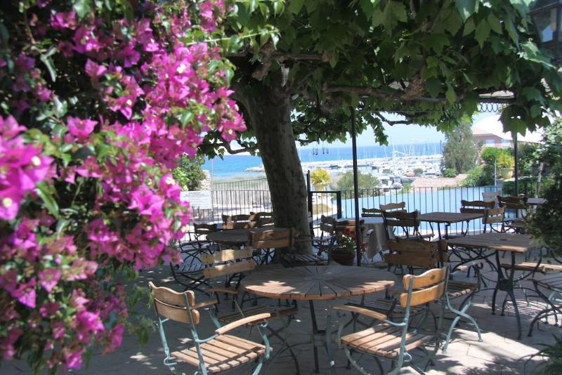 Terrace La Solenzara