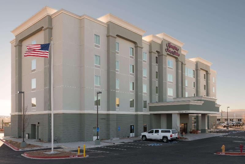 Hampton Inn & Suites Albuquerque