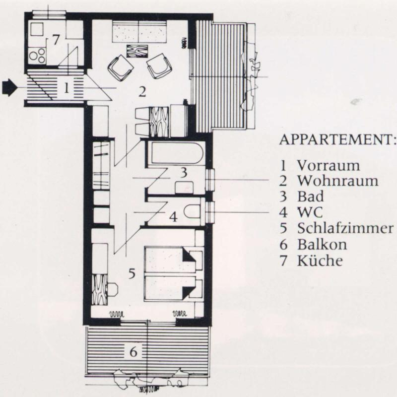 General view Pension & Appartements Ronacherhof