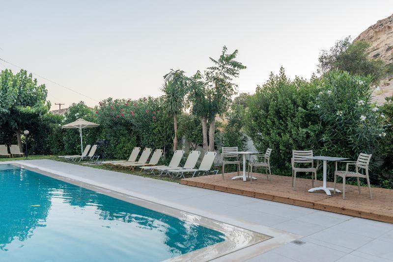 Pool Matala Bay Hotel