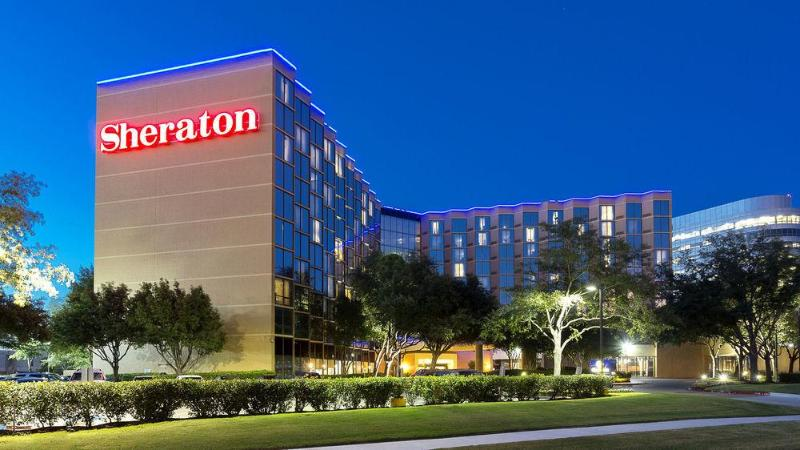 General view Sheraton Houston Brookhollow
