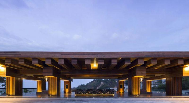 Lobby The Naka Phuket