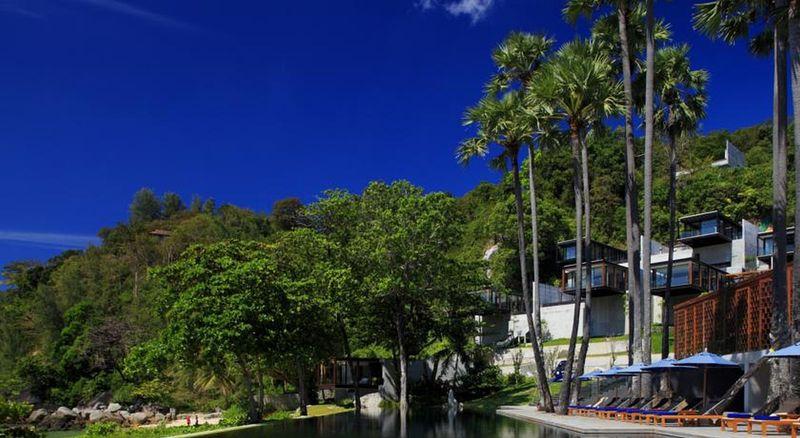 Pool The Naka Phuket