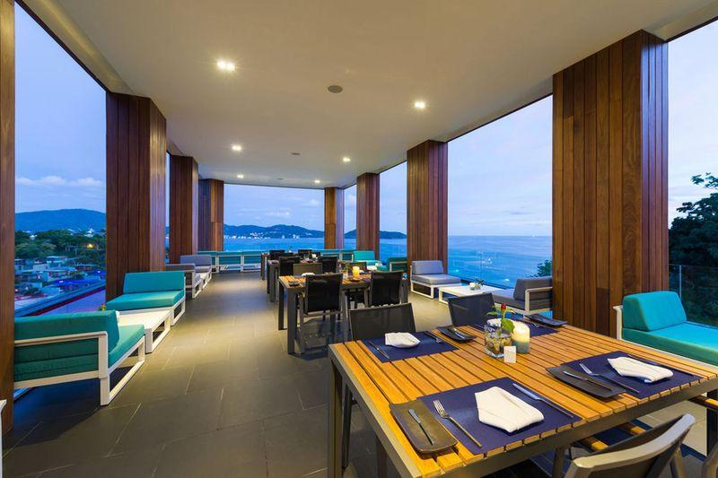 Restaurant The Naka Phuket