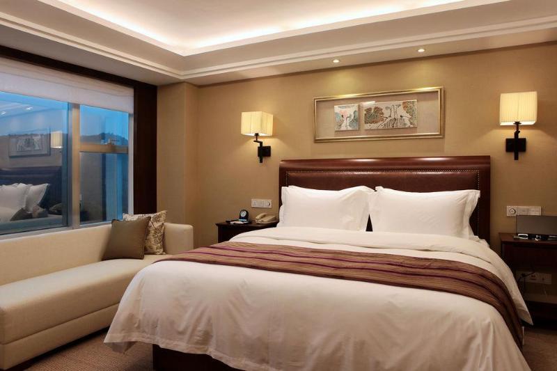 General view Zhejiang World Trade Center