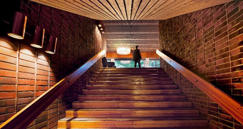Lobby Hotel Rantapuisto