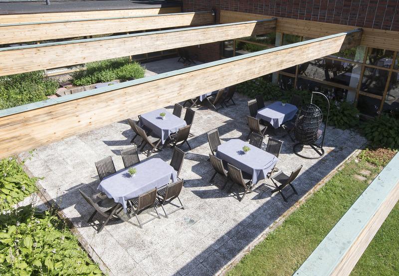 Terrace Hotel Rantapuisto