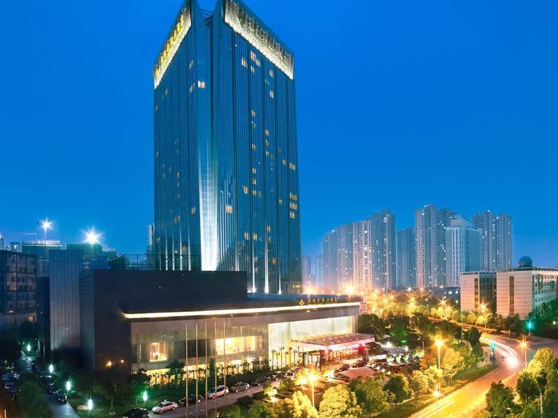 General view Hongrui Jinling Grand Hotel Hefei