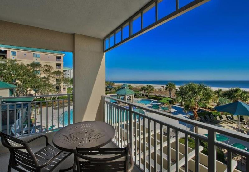 General view Marriott\'s Barony Beach Club