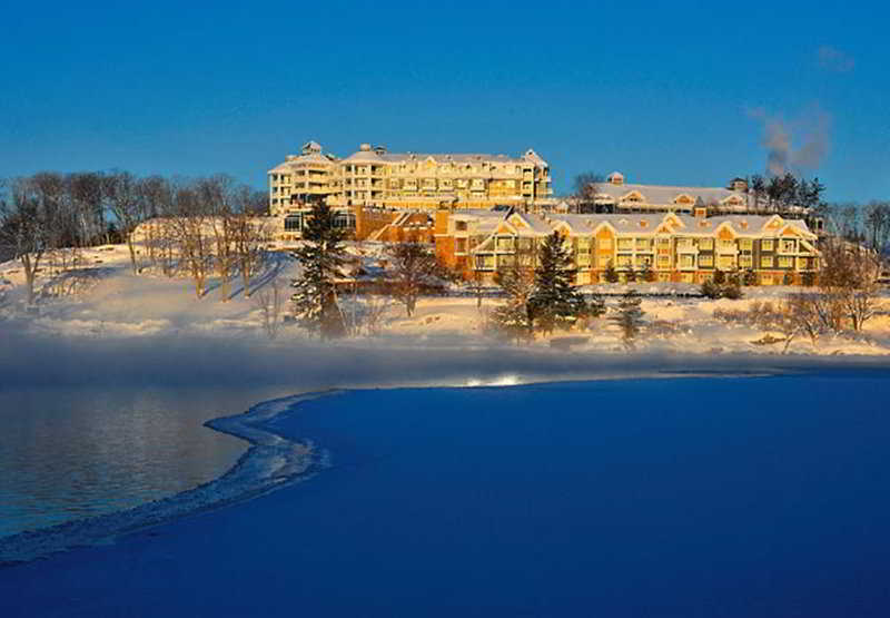 General view Jw Marriott The Rosseau Muskoka Resort & Spa