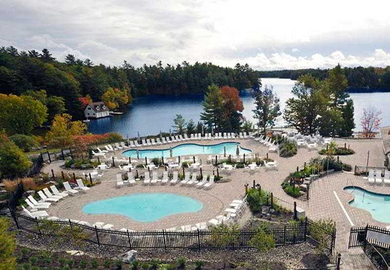 Pool Jw Marriott The Rosseau Muskoka Resort & Spa