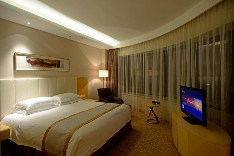 General view Ztg Grand Hotel Airport Hangzhou