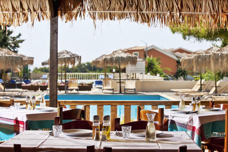 Bar Ionian Sea Hotel Villas & Aqua Park