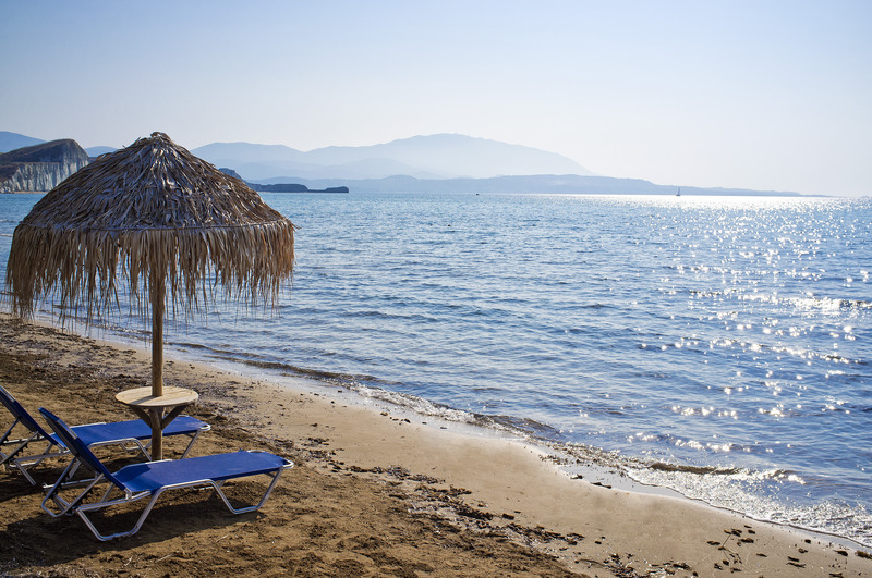 Beach Ionian Sea Hotel Villas & Aqua Park