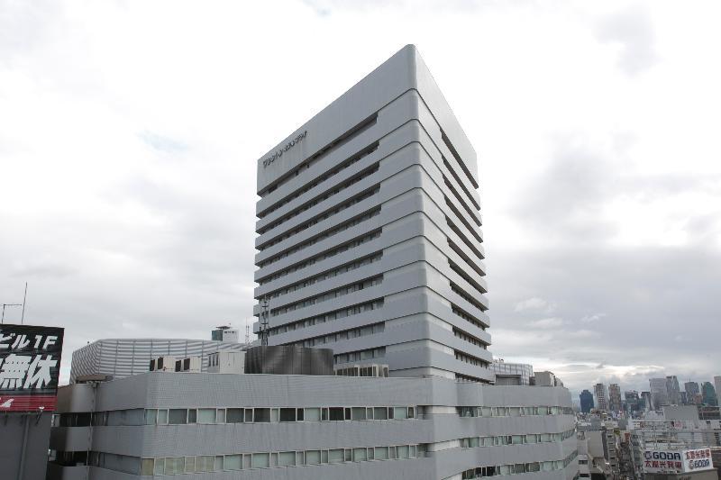 General view Shin Osaka Washington Hotel Plaza