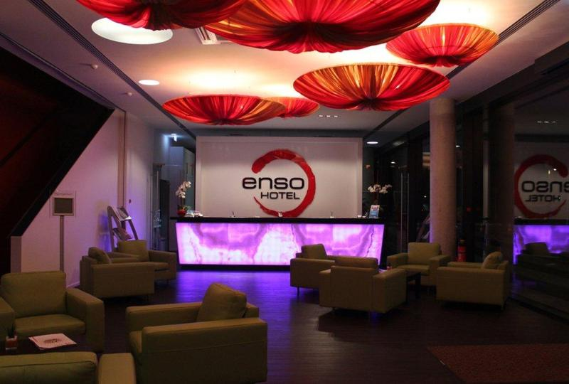 General view Enso Hotel