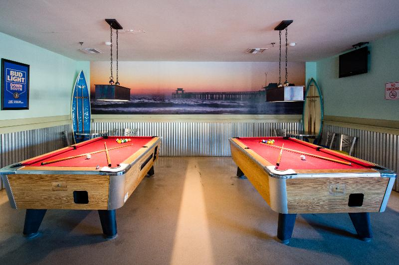 Sports and Entertainment Breakwater Hotel At The Beach