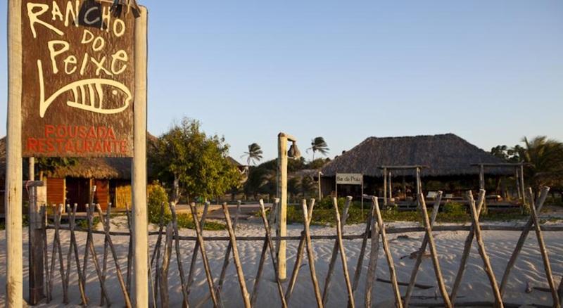 General view Pousada Rancho Do Peixe