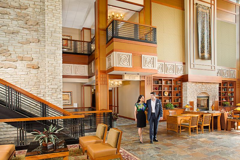 Lobby Eaglewood Resort And Spa